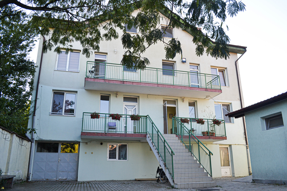 Casa Fabian - centru de îngrijire bătrâni Timișoara